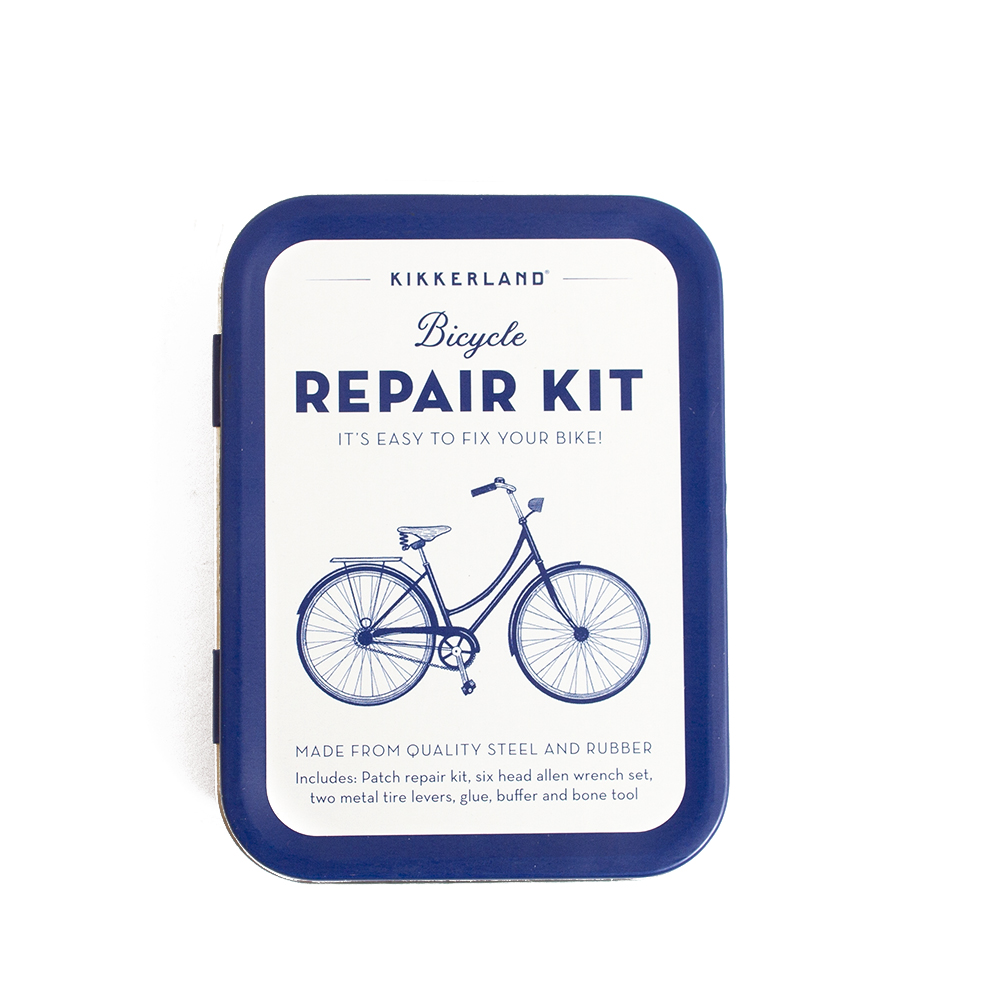 Kikkerland, Bike, Repair Kit